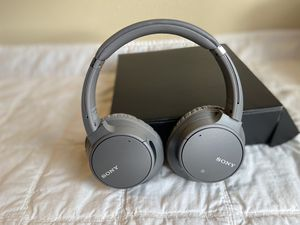 Sony WHCH700 N/H wireless headphones for Sale in Northglenn, CO