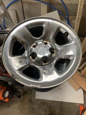 17 in Dodge Ram Rims for Sale in Lakewood, WA