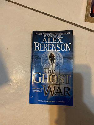 Alex Berenson the ghost war for Sale in Miami, FL