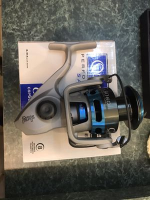 Brand new in box Quantum Cabo PT 60 fishing reel for Sale in Tampa, FL