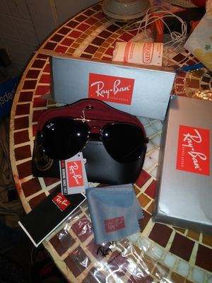 RayBan SunGlasses for Sale in Port Arthur, TX