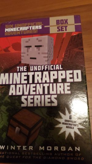 Minecraft book series for Sale in BETHEL, WA