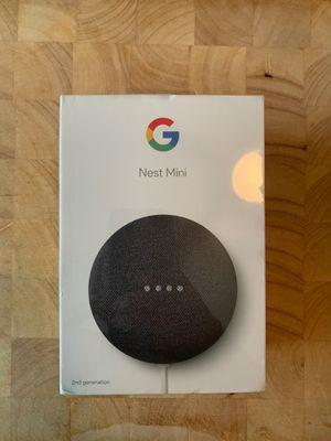 Brand new google nest mini. for Sale in Las Vegas, NV
