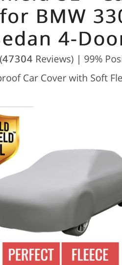 BMW 330 Series Car Cover for Sale in Littleton,  CO