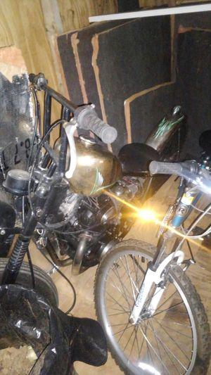 Rat bike ( bobber) for Sale in Social Circle, GA