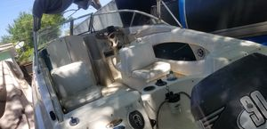 bayliner 90hp johnson boat 2003 for Sale in Oakland Park, FL