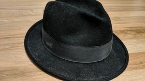 Black Felt Fedora for Sale in Lynn Haven, FL