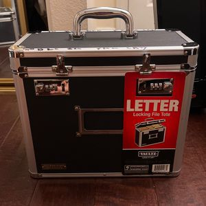 Vaultz Locking File Tote for Sale in Lakewood, CA