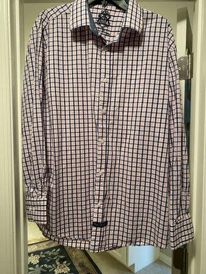 Dress shirt size xl..17-17 1/2 for Sale in Murfreesboro, TN