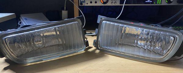 JDM Aristo / GS300 Fog lights clear