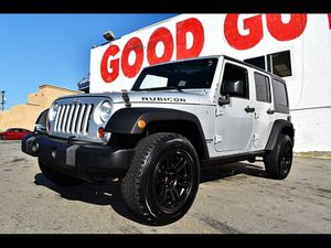 2012 Jeep Wrangler Unlimited for Sale in San Diego, CA