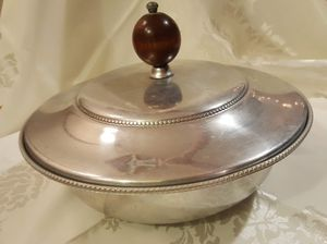 Vintage Buenlium Serving Dish and Lid for Sale in Green Cove Springs, FL