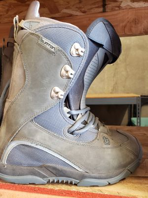 Snowboarding boots size 8 for Sale in Stockton, CA