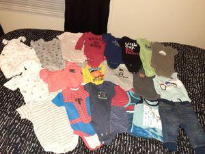 Baby boy clothes for Sale in San Antonio, TX