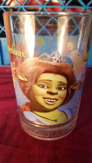 Shrek glass for Sale in Hillsboro, OR