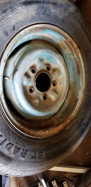 1959 CHEVY IMPALA RIMS ONLY 2 $65 EA for Sale in Palmdale, CA
