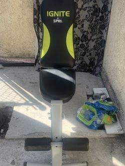 Ignite Workout Bench for Sale in Los Angeles,  CA