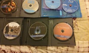20 blue ray dvds for Sale in Evansville, IN