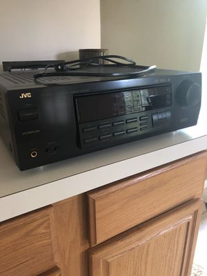 JVC stereo receiver for Sale in Sugar Land, TX