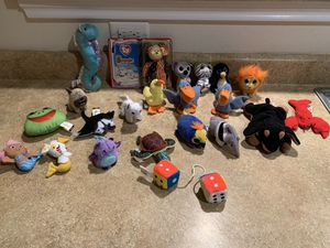 TY Mini Beanie Babies/ Assortment Bundle (410/Evers) ((Please Read All Info)) for Sale in San Antonio, TX