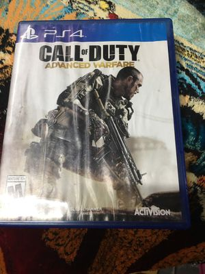 Call of Duty advance warfare PS4 for Sale in Hacienda Heights, CA