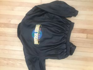 Men's Leather Universal Studios Florida Jacket for Sale in Kenosha, WI
