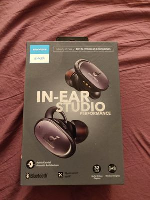 Soundcore Liberty 2 Pro wireless headphones for Sale in San Francisco, CA