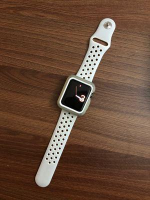 Apple Watch (1st gen) 42mm + 3 Bands for Sale in Seattle, WA