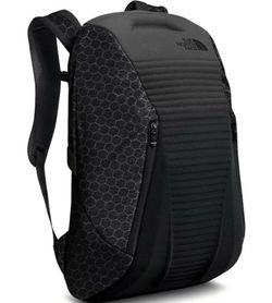 The North Face Access Pack in Black Heather (Std) / Citrine Yellow for Sale in Sykesville,  MD