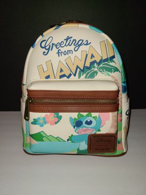 Disney Loungefly Lilo & Stitch Hawaii backpack for Sale in El Monte, CA
