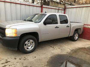2007 Chevrolet Silverado for Sale in Fort Worth, TX