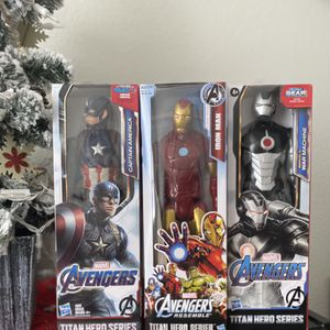 3 Marvel Action Figures for Sale in Colorado Springs, CO
