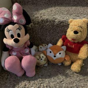 Disney Stuffed Animals for Sale in Salt Lake City, UT