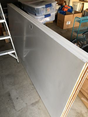 """6 Closet Sliding Doors (not all pictured) 93 3/4"""" X 40"""" for Sale in San Diego, CA"""