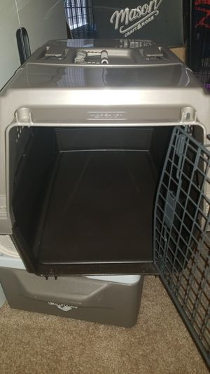 """Cat/Small Dog Carrier 24""""x16""""x14"""" for Sale in Seattle, WA"""