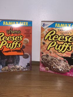 Lil Yachty And Travis Scott Reese's Puffs for Sale in Beaverton,  OR