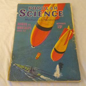 Popular Science Magazine Vol. 137 No. 4 October 1940 for Sale in Missoula, MT