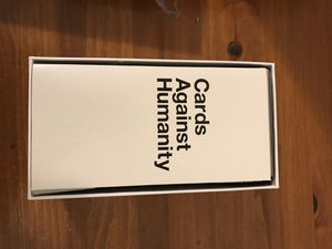 Cards against humanity. Games for Sale in Henrico, VA