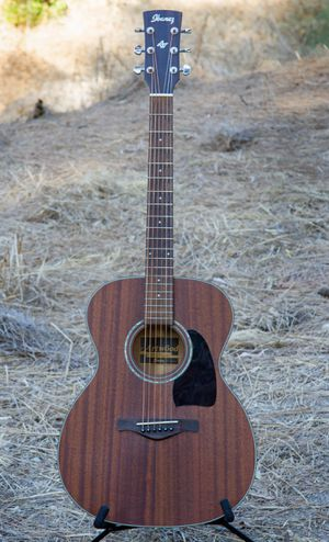 Ibanez All Mahogany Grand Concert Acoustic Guitar for Sale in Whittier, CA