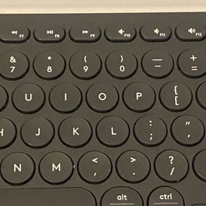Logitech Keyboard For 3 Devices - K780 for Sale in Orange, CA