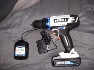 Drill with charger for Sale in Houston, TX