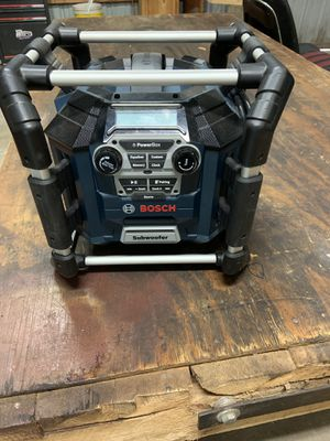 Bosch radio for Sale in Sebeka, MN