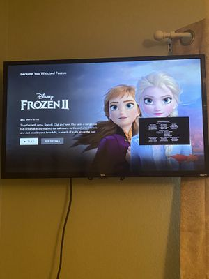 "32"" TCL Roku Smart Tv for Sale in St. Petersburg, FL"
