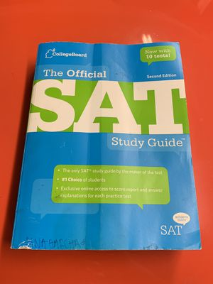 SAT study guide for Sale in Tacoma, WA
