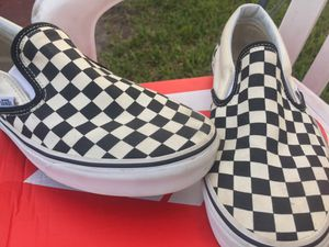 Checkerboard vans for Sale in Orlando, FL