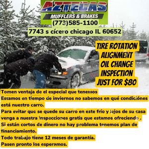 Aztecas Muffler And Brakes for Sale in Chicago, IL