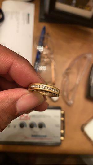 Men's wedding ring for Sale in Wichita, KS