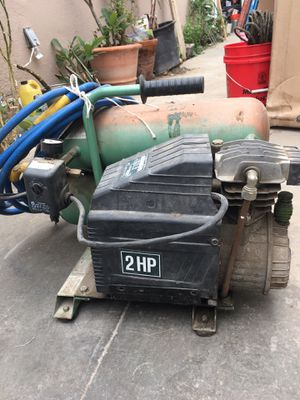 Air cmpresor for Sale in Los Angeles, CA
