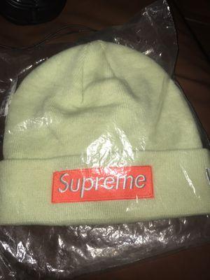 Supreme Boxlogo Hat for Sale in Morton, IL