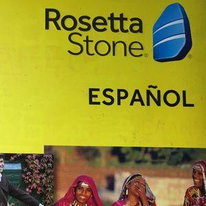 NEW Rosetta Stone SPANISH (Latin America ) for Sale in Berlin, NJ
